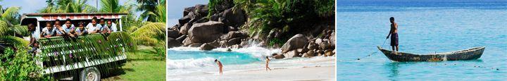 Séjours de charme Seychelles