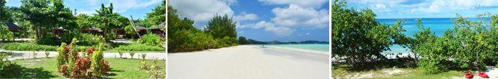 Séjours location aux Seychelles