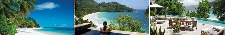 Séjours luxe aux Seychelles