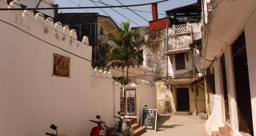 capitale Stone Town