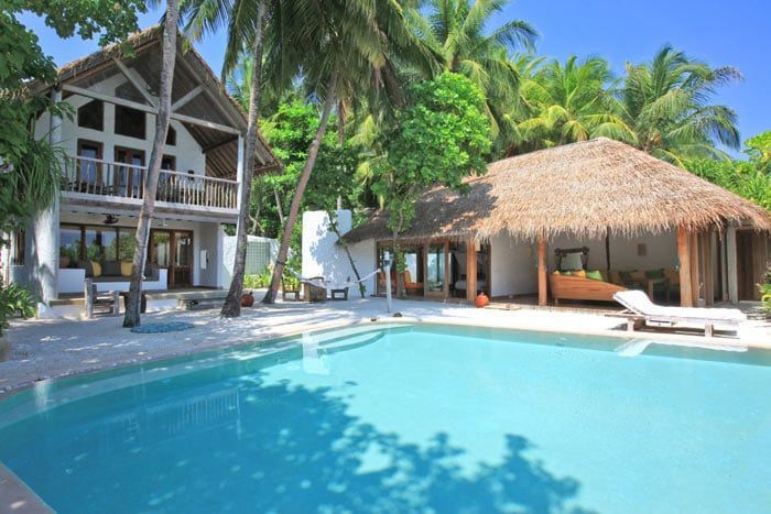 crusoe suite 2 chambres (piscine)