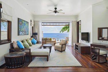 Grand ocean Villa vue mer avec piscine