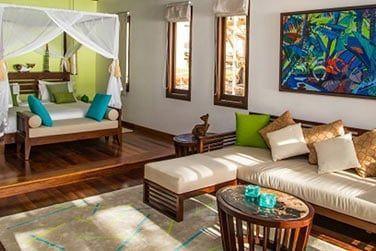 Les nouvelles villas offrent une décoration lumineuse