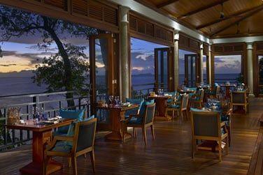 Le restaurant Hilltop