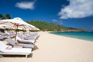 Profitez de votre séjour pour lézarder au bord de la mer turquoise...