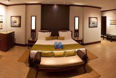 La chambre Deluxe