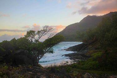 Pour votre dernière étape, découvrez l'île de Silhouette