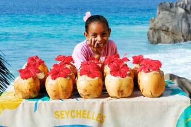 Bienvenue dans nos îles des Seychelles..