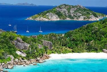 vivez l'expérience unique des Seychelles.