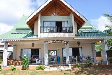 Séjournez à l'hôtel Relax Beach House