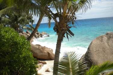 Des magnifiques plages de sable blanc
