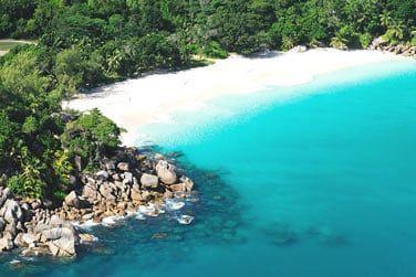 Les plages sont d'une beauté incroyable