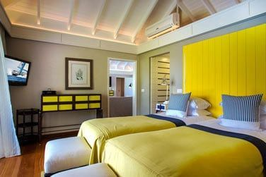 Seconde chambre de la Villa