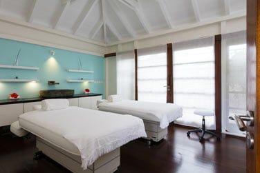 Les massages au spa Clarins sont fantastiques ! Testez-le !