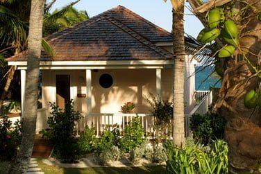 Les cottages et villas bénéficient d'une situation privilégiée