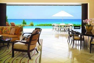 Luxe et raffinement à Paradise island...