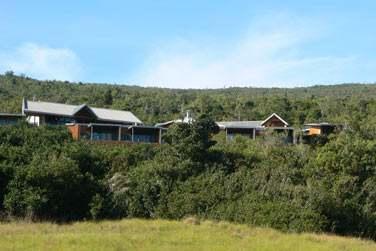 Le site du Diana Dea Lodge, au coeur d'une nature intacte !