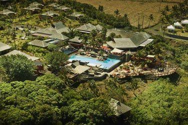 Découvrez le luxueux hôtel Palm dans le Sud de l'île