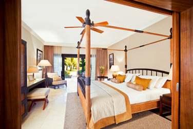 Junior Suite à l'hôtel LUX* Le Morne à l'île Maurice
