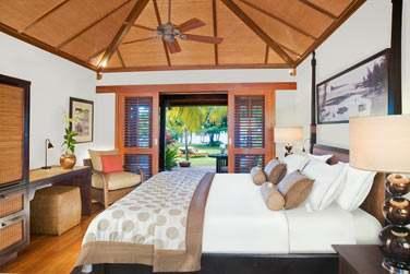Junior Suite Océan à l'hôtel lUX* Le Morne à l'île Maurice