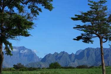Sommets de la Réunion