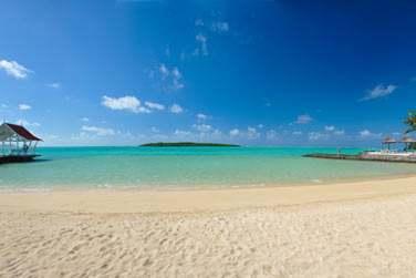 Venez découvrir les magnifiques plages de sable blanc..