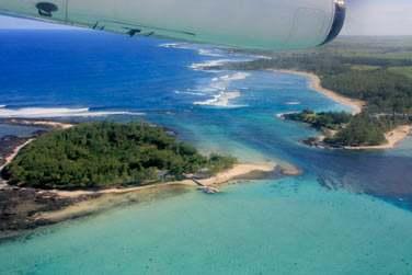 Le Combiné d'îles Rodrigues/île Maurice 'Confort et tranquillité'..vous emmène à la découverte de deux îles différentes
