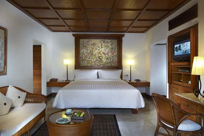 chambre luxury lanai vue océan