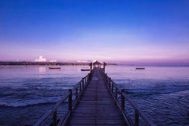 Bienvenue à l'hôtel The Oberoi Lombok!