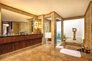 Et sa magnifique salled de bain
