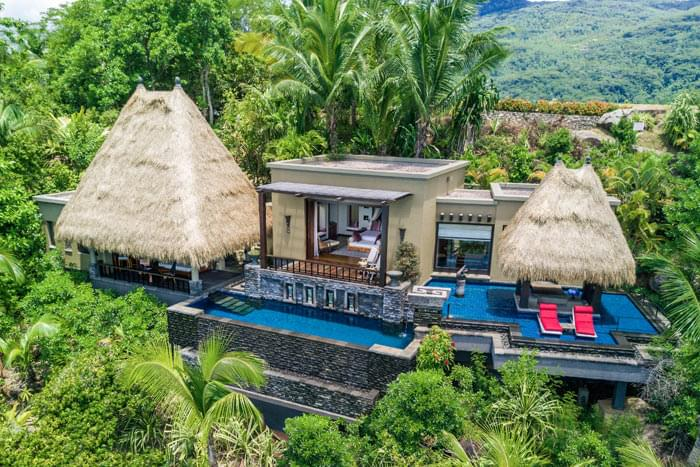 Hôtel MAIA Luxury Resort & Spa 5* Luxe, Seychelles