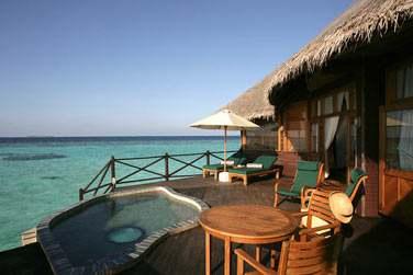 La Sunset Lagoon Villa, une catégorie de villa somptueuse...