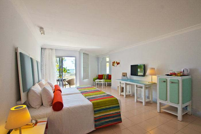 chambre deluxe plage