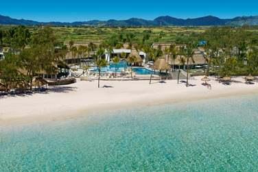 Bienvenue à l'hôtel Ambre, situé sur la côte est de l'île Maurice