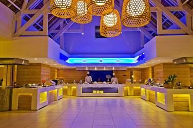 L'Indigo est le restaurant principal de l'hôtel.