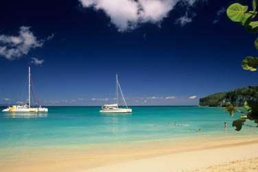 Les sublimes plages de Marie-Galante