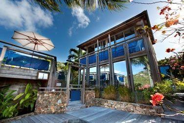 Une petite adresse très bien située pour profiter des plaisirs de l'île