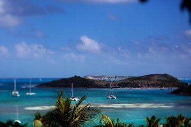 St Martin propose de superbes plages
