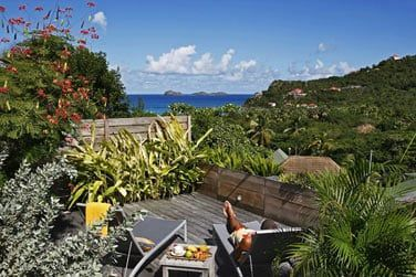En cottage standard jardin, profitez du jardin exotique