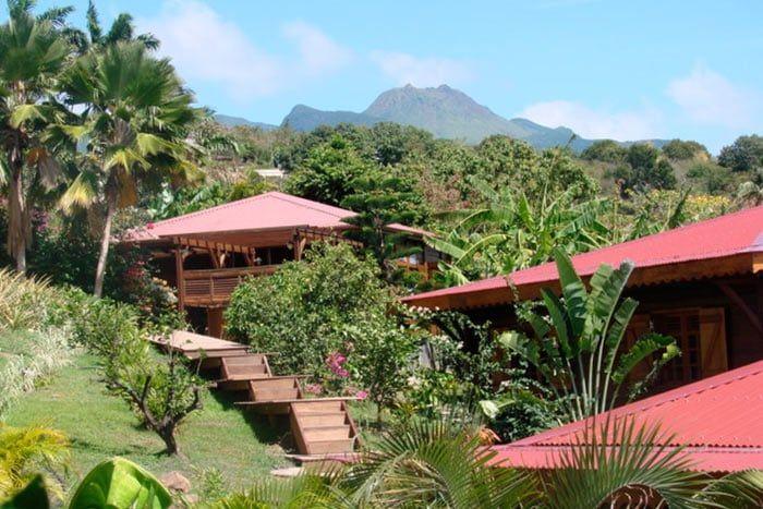 Combiné Guadeloupe /St Barth - Charme Créole