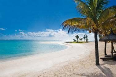 Et quelle plage ! L'hôtel borde l'une des plus belles plages de l'île...
