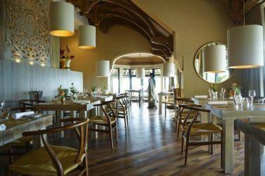 Le restaurant Amari