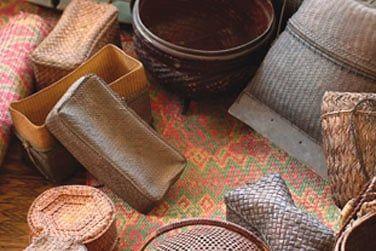 Vous pourrez y découvrir la fabrication de nombreux objets locaux