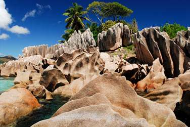 La Digue, véritablement authentique