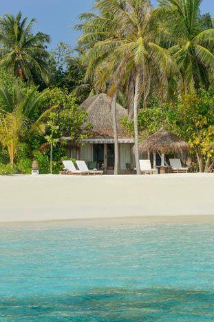 grande villa plage