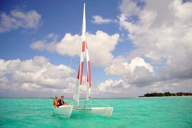 Catamaran, stand-up paddle, ski nautique...