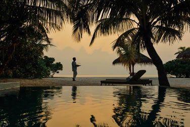 Profitez d'instants romantiques au coucher du soleil!