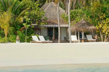Les villas plage retreat avec piscine peuvent accueillir jusqu'à 2 adultes et 2 enfants de moins de 12 ans.