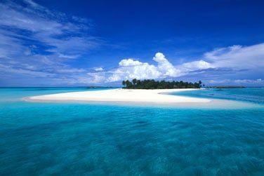 Vous voici au nord-est de Malé, dans l'atoll de Lhaviyani !