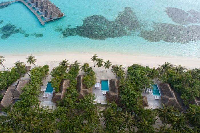 villa plage famille retreat avec piscine